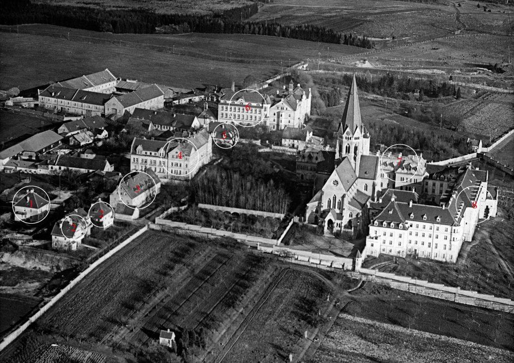 Airview of St. Ottilien